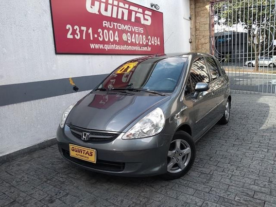 Honda Fit Lxl 1.4 Aut. - 2007