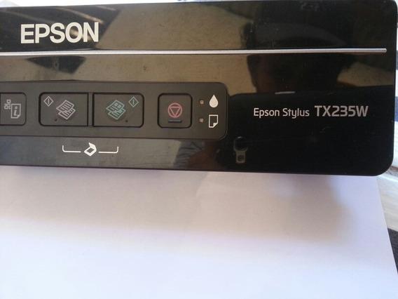 Painel De Função Da Impressora Epson Tx235w