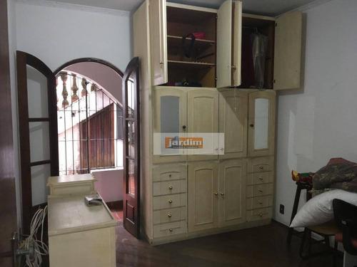 Casa Em Rua Privilegiada Para Comércios E Consultórios - Ca0997