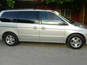 Honda Odyssey 3.5 Touring Mt 2001 Autos Y Camionetas