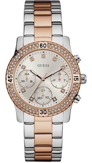Relógio Guess Feminino Multifunção 92595lpgsga6 W0851l3
