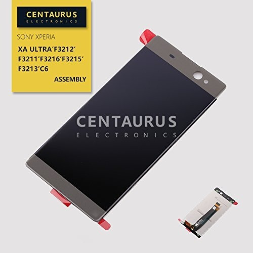 Para Sony Xperia C6 Xa Ultra F3212 F3211 F3216 F3215 F3213 M
