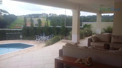 Casa Residencial À Venda, Condomínio Athenas, Valinhos. - Ca1413