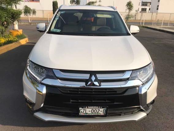 Mitsubishi Outlander 2.4 Limited Cvt 2018