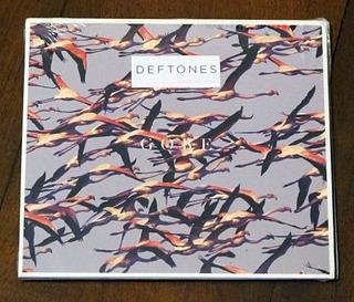 Deftones Gore Cd Nuevo Cerrado Ind. Argentina