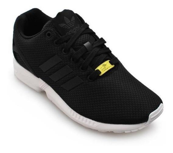 Tenis adidas Zx Flux Casaules Gym Correr Moda Stan Smith