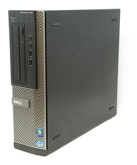 Computador Dell Optiplex 390 I3 4gb Hd250gb C/ Garantia
