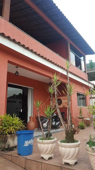 Cod.539 Linda Casa Em Xerém 3 Quartos E Garagem