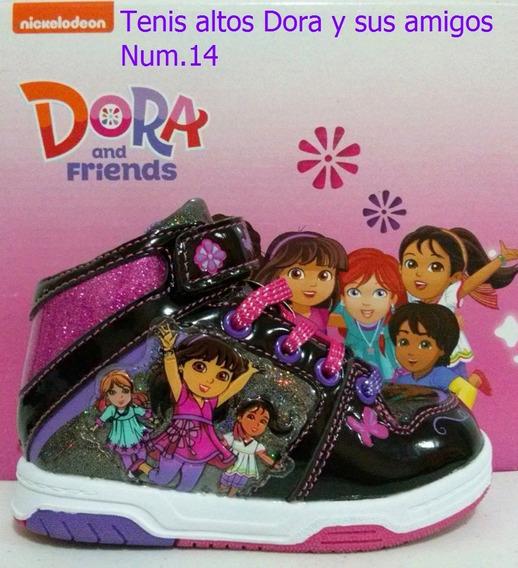 Teni Infantil Altos Dora Y Sus Amigos