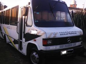 Minibus Mercedes Benz 814