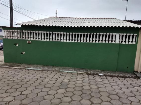 Casa Em Excelente Localização Em Mongaguá !!! Ref. 6625 L