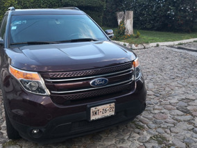 Ford Explorer Limited V6 Sync 4x4 Mt