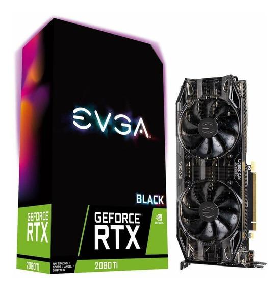 Geforce Rtx 2080 Ti Evga Black Edition 11gb Leia O Anuncio