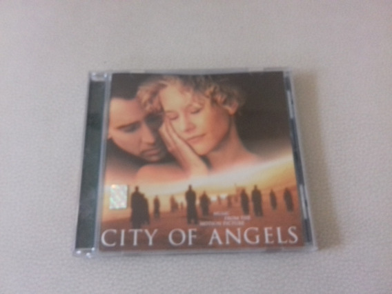 City Of Angels Soundtrack Cd Nacional Goo Goo Dolls U2 Sarah