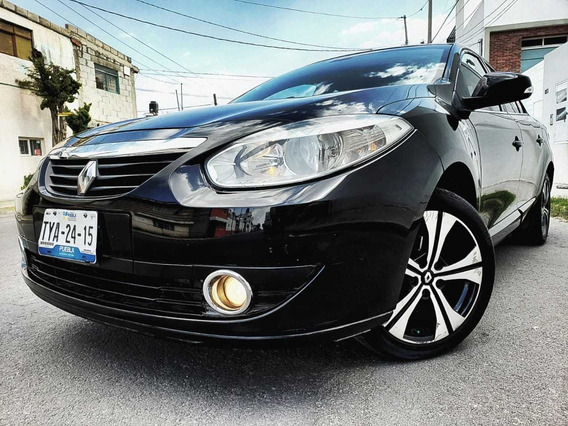 Renault Fluence 2.0 Privilege Mt 2012