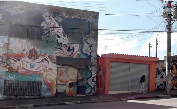 Salão Comercial À Venda, Parque Boa Esperança, São Paulo. - Sl0244