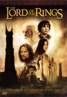 The Lord Of The Rings The Two Towers Dvd Original Zona 1 Usa