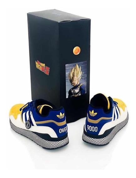adidas Ultra Tech Dragon Ball Z Vegeta