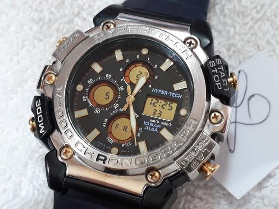 Relógio Alba Hypertech (seiko) - Cronógrafo !