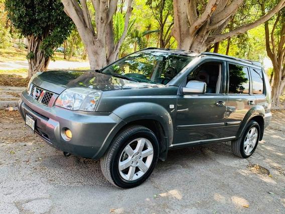 Nissan X-trail 2.5 Slx Lujo Mt 2007