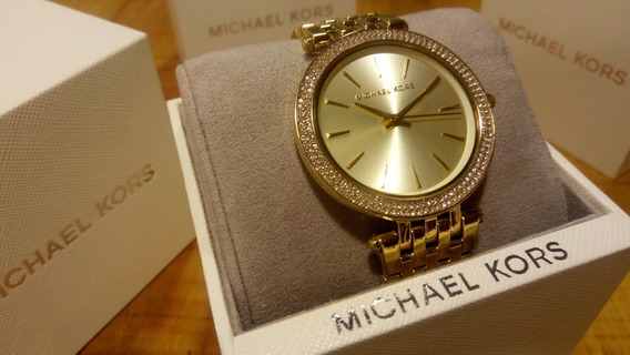 Relógio Michael Kors Feminino Mk3191 - Dourado