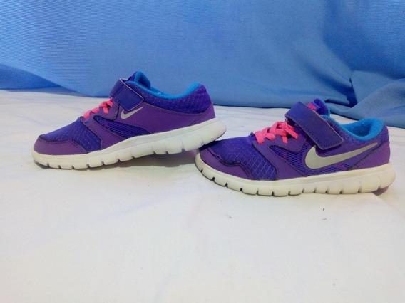 Zapatillas De Nena Nike, 27