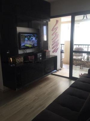Apartamento Para Locação Em São Paulo, Vila Leopoldina, 3 Dormitórios, 1 Suíte, 2 Banheiros, 2 Vagas - 4759