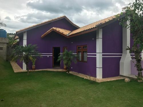 Casa De Campo 3 Dorm, 4 Banheiros Area De Lazer