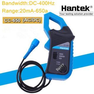 Hantek Cc650 Pinza Amperimetrica Ac/dc Bnc Para Osciloscopio