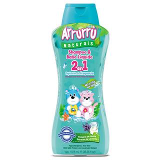 Shampoo Y Baño Líquido 2 En 1 Original X 1075 Ml