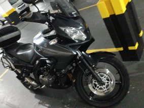Moto Big Trail / Touring Suzuki V-strom Dl 1000 Ano 08/09
