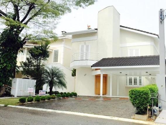Sobrado Com 4 Dormitórios À Venda, 301 M² Por R$ 1.650.000,00 - Alphaville - Barueri/sp - So0093