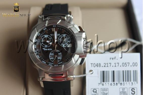 Relógio Tissot T-race T048.217.17.057.00 Feminino - Original