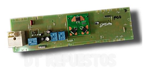 Imagen 1 de 2 de Plaqueta Lavarropas Lavaurora 6209-6309