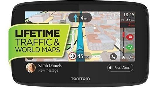 Tomtom Go 520 Dispositivo De Navegación Gps De 5 Pulgadas Co