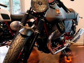 Motoplex Jack | Moto Guzzi Racer V7 750 Cc Moto 0km Madero C