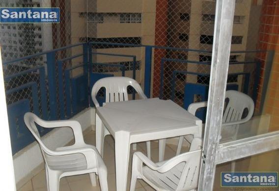 01262 - Apartamento 1 Dorm, Turista I - Caldas Novas/go - 1262