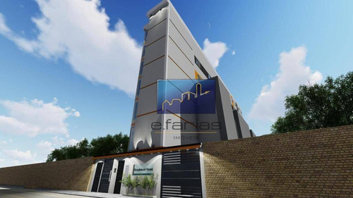 Imagem 1 de 21 de Studio Com 2 Dormitórios À Venda, 57 M² Por R$ 305.000,00 - Vila Ré - São Paulo/sp - St0466