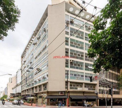 Imagem 1 de 30 de #=sala Comercial Próxima Ao Metrô Da Republica.!! - Cj0402