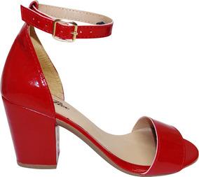 94d44cfab Sapatos Narducci - Sapatos Vermelho no Mercado Livre Brasil
