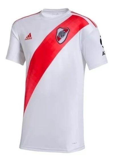 Camisa River Plate Branca Original 2019/20 + Meia Brinde