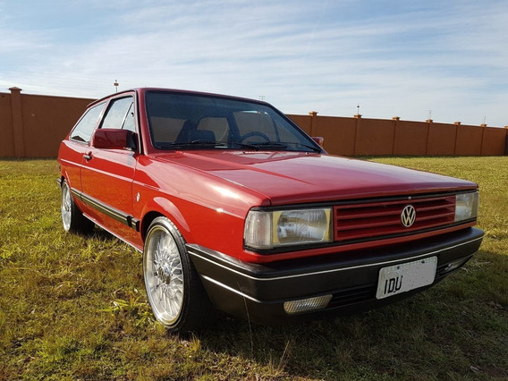 Volkswagen Gol 1.8 Star 8v Gasolina 2p Manual