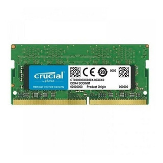 Memoria Ram 8gb Ddr4 2400mhz Sodimm Crucial . Nuevas Sellada