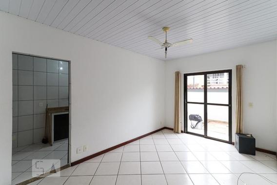Apartamento No 1º Andar Com 1 Dormitório - Id: 892967777 - 267777