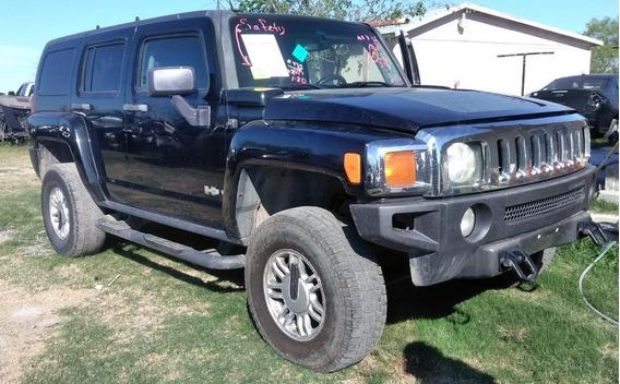 Hummer H3 2006 ( En Partes ) 2006 - 2010 Motor 3.5 Aut 4x4