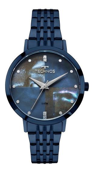 Relógio Technos Trend Feminino 2036mjh/5a