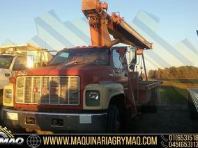 Grua Titan14.5 Tons Camion Gmc 1990