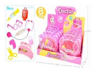 Set De Doctora Rosa 9 Pcs 1795485 E.full