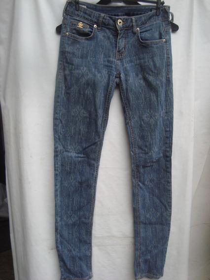 Calça Jeans Skinny Da Forum Tam 38