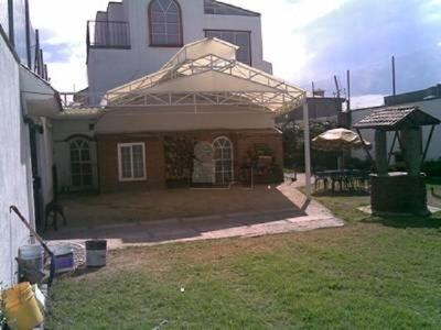 Casa Sola En Venta En Deportiva, Zinacantepec, Estado De Mexico